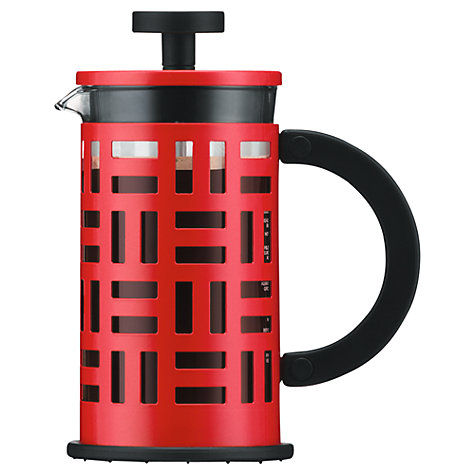 Buy Bodum Eileen Coffee Maker, Red Online at johnlewis.com
