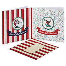 Buy Duo Hope And Greenwood Charity Christmas Cards,Box of 10 Online at johnlewis.com