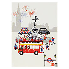 Buy Almanac London Icons,Christmas Cards, Box of 10 Online at johnlewis.com