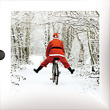 Buy Dark Room Playful Santa Christmas Cards, Box of 16 Online at johnlewis.com