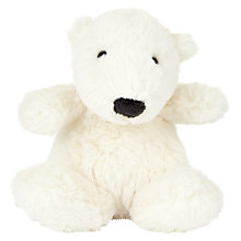 Buy Jellycat Mini Polar Bear, White Online at johnlewis.com