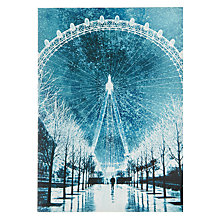 Buy The Almanac Gallery London Eye Charity Christmas Cards, Box of 10 Online at johnlewis.com