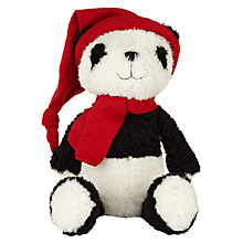 Buy John Lewis Charity Christmas Panda Online at johnlewis.com