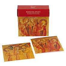 Buy Paperhouse Rejoicing Angels, Box of 20 Online at johnlewis.com