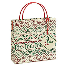 Buy Emma Bridgewater Joy Gift Bag, Medium Online at johnlewis.com