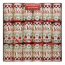 Buy Emma Bridgewater Joy Crackers, Set of 6, Multi Online at johnlewis.com