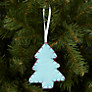 Buy John Lewis Felt Christmas Tree Decoration Online at johnlewis.com