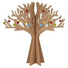 Buy House by John Lewis Bell Tree, Brown Online at johnlewis.com