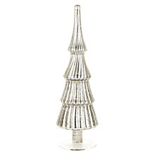 Buy John Lewis Vintage Glass Tree, Small Online at johnlewis.com