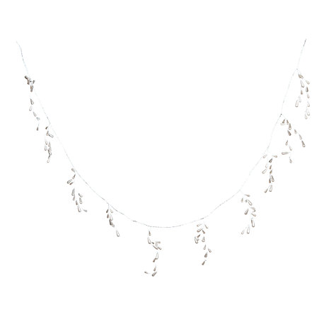 Buy John Lewis Vintage Bead Garland, L1.5m Online at johnlewis.com