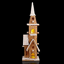 Buy John Lewis Light Up Church Online at johnlewis.com