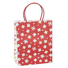 Buy John Lewis Woodland Star Gift Bag, Medium Online at johnlewis.com