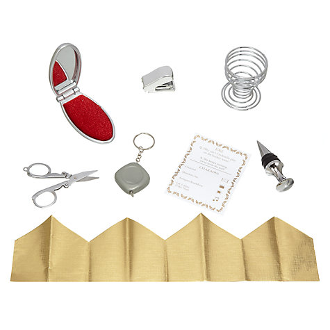 Buy John Lewis Mistletoe Crackers, Set of 6 Online at johnlewis.com