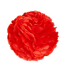 Buy Pulp Pom Pom Decoration Online at johnlewis.com