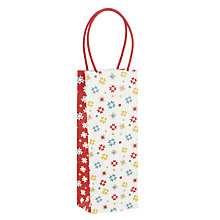 Buy John Lewis Woodland Star Gift Bottle Bag Online at johnlewis.com