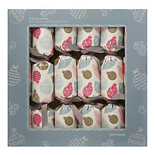 Buy John Lewis Festive Challenge Mini Crackers, Set of 6 Online at johnlewis.com