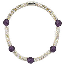Buy Links of London Effervescence XS Sterling Silver Bracelet Online at johnlewis.com