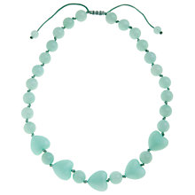 Buy Lola Rose Callie Capri Green Quartzite Necklace Online at johnlewis.com