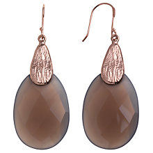 Buy Lola Rose Boutique Lavinia Oval Drop Earrings Online at johnlewis.com
