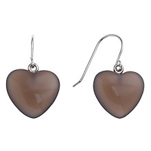 Buy Lola Rose Daniella Heart Earrings Online at johnlewis.com