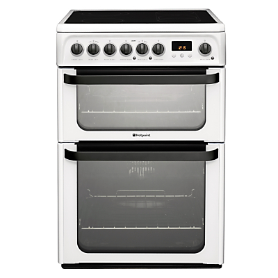 buy cheap hotpoint electric cooker compare cookers. Black Bedroom Furniture Sets. Home Design Ideas