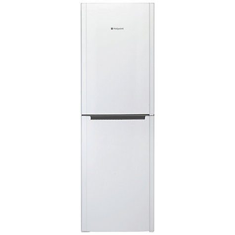 Buy Hotpoint JFURM2010P Signature Fridge Freezer, A + Energy Rating, 60cm Wide, White Online at johnlewis.com