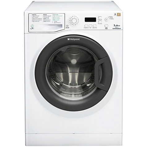 Buy Hotpoint Signature WMEF722BC Washing Machine, 7kg Load, A++ Energy Rating, 1200rpm Spin, White Online at johnlewis.com