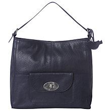Buy White Stuff Cole Handbag, Navy Online at johnlewis.com