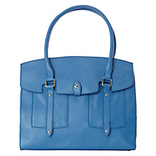 Buy Hobbs Alice Tote Bag, Sea Blue Online at johnlewis.com