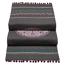 Buy John Lewis Medina Table Runner Online at johnlewis.com