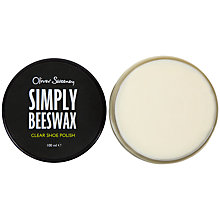 Buy Oliver Sweeney Simply Beeswax Shoe Polish Online at johnlewis.com