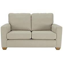 Buy John Lewis Gino Small Sofa, Checkmate Natural Online at johnlewis.com