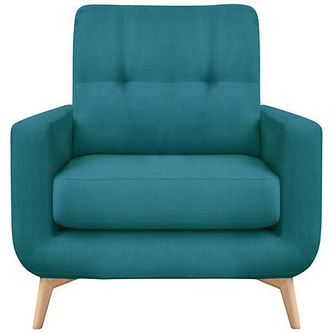 John Lewis Barbican armchair - teal