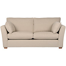 Buy John Lewis Nantes Large Sofa, Faye Smoke Online at johnlewis.com
