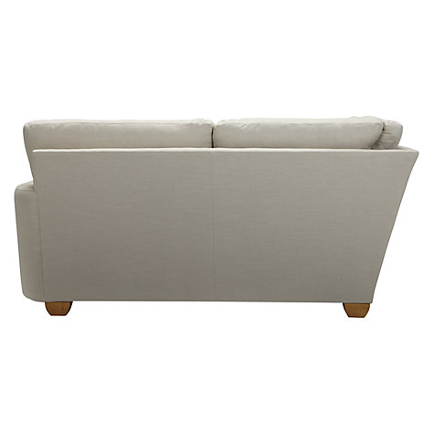 Buy John Lewis Gino RHF Medium Corner Sofa, Checkmate Natural Online at johnlewis.com