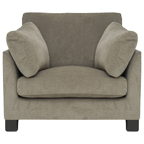 Buy John Lewis Ikon Armchair, Paris Slate Online at johnlewis.com