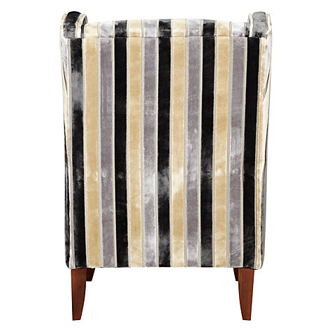 Buy John Lewis Broome Armchair, Momentum Plush Pewter Online at johnlewis.com