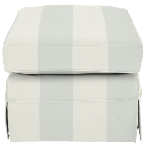 Buy John Lewis Padstow Loose Cover Footstool Online at johnlewis.com