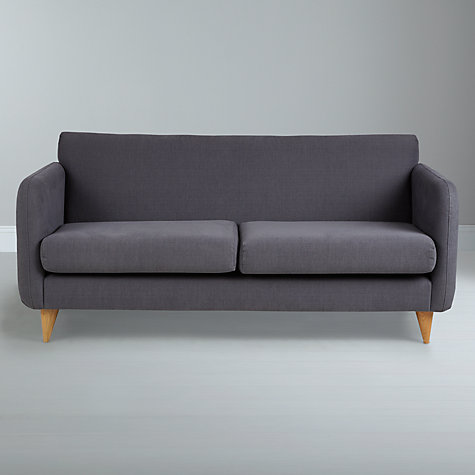 Buy House by John Lewis Eton Medium Sofa, Eva Graphite Online at johnlewis.com