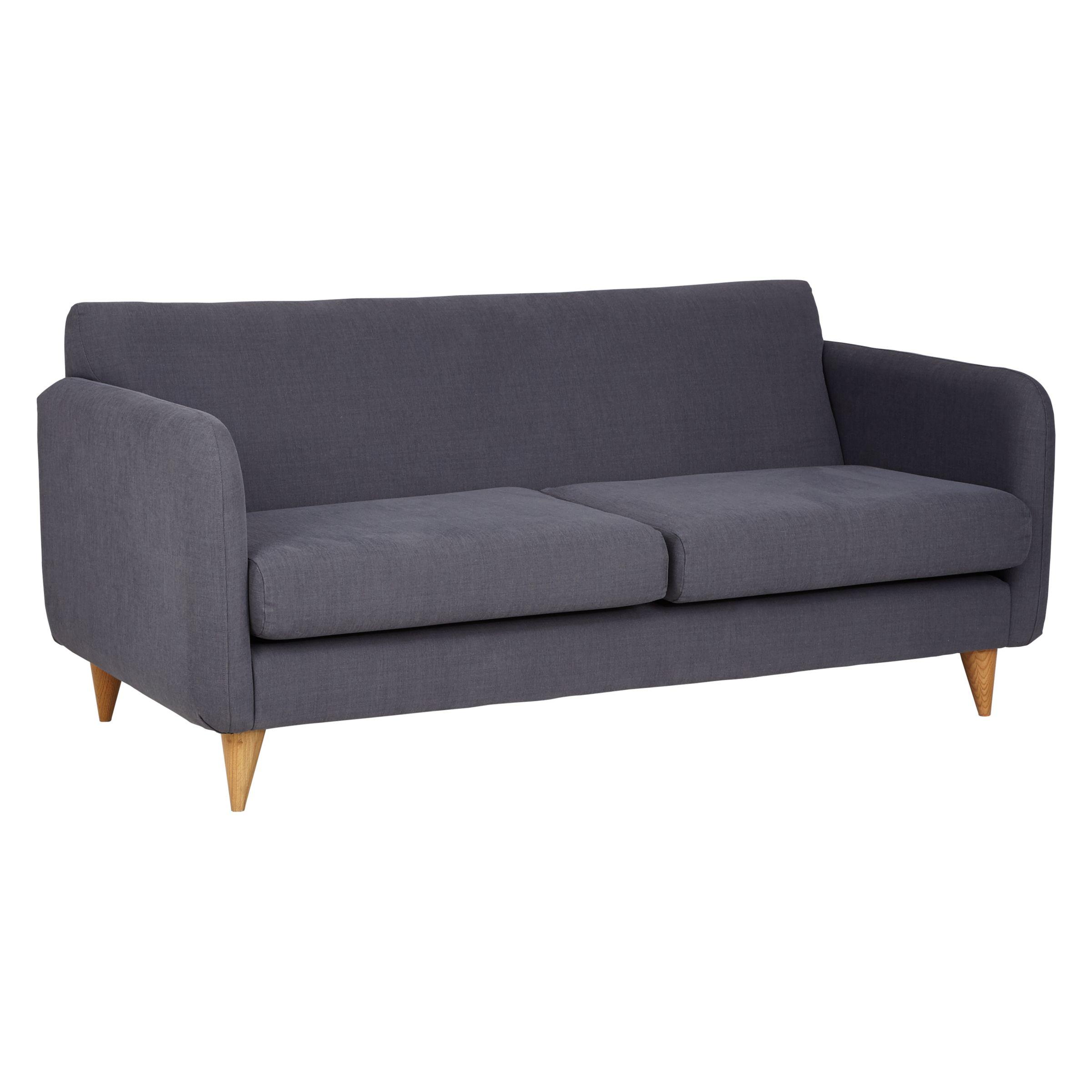 Petite Sofas Light Fabric Snuggler Small 2 Seater Settees