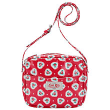 Buy Cath Kidston Sweetheart Rose Children's Handbag, Red Online at johnlewis.com