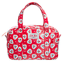 Buy Cath Kidston Sweetheart Rose Mini Zip Bag, Red Online at johnlewis.com
