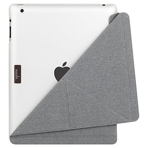 Buy Moshi VersaCover for 3rd & 4th Generation iPad, Clear Online at johnlewis.com