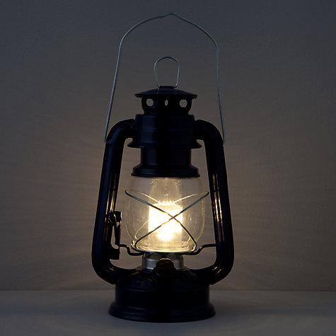 Buy Scouting LED Lantern, Blue, Large Online at johnlewis.com