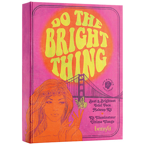 Buy Benefit Do The Bright Thing Kit Online at johnlewis.com