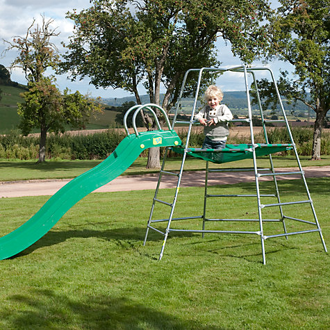 Buy TP Toys Explorer 2 Frame with CrazyWavy Slide and Slide Extension Online at johnlewis.com