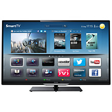 "Buy Philips 32PFL4258T LED HD 1080p Smart TV, 32"" with Freeview HD Online at johnlewis.com"