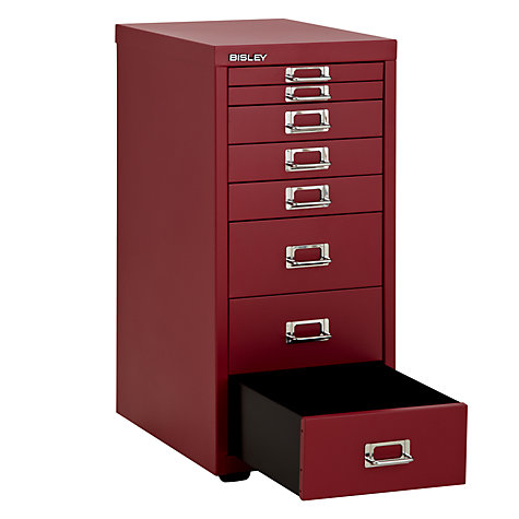 Buy Bisley Non-Locking Under Desk Mutidrawer Online at johnlewis.com