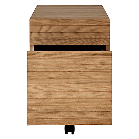 Buy Ebbe Gehl for John Lewis The Desk Filing Cabinet Online at johnlewis.com
