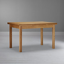Buy John Lewis Lyon Rectangular 6-8 Seater Extending Dining Table Online at johnlewis.com